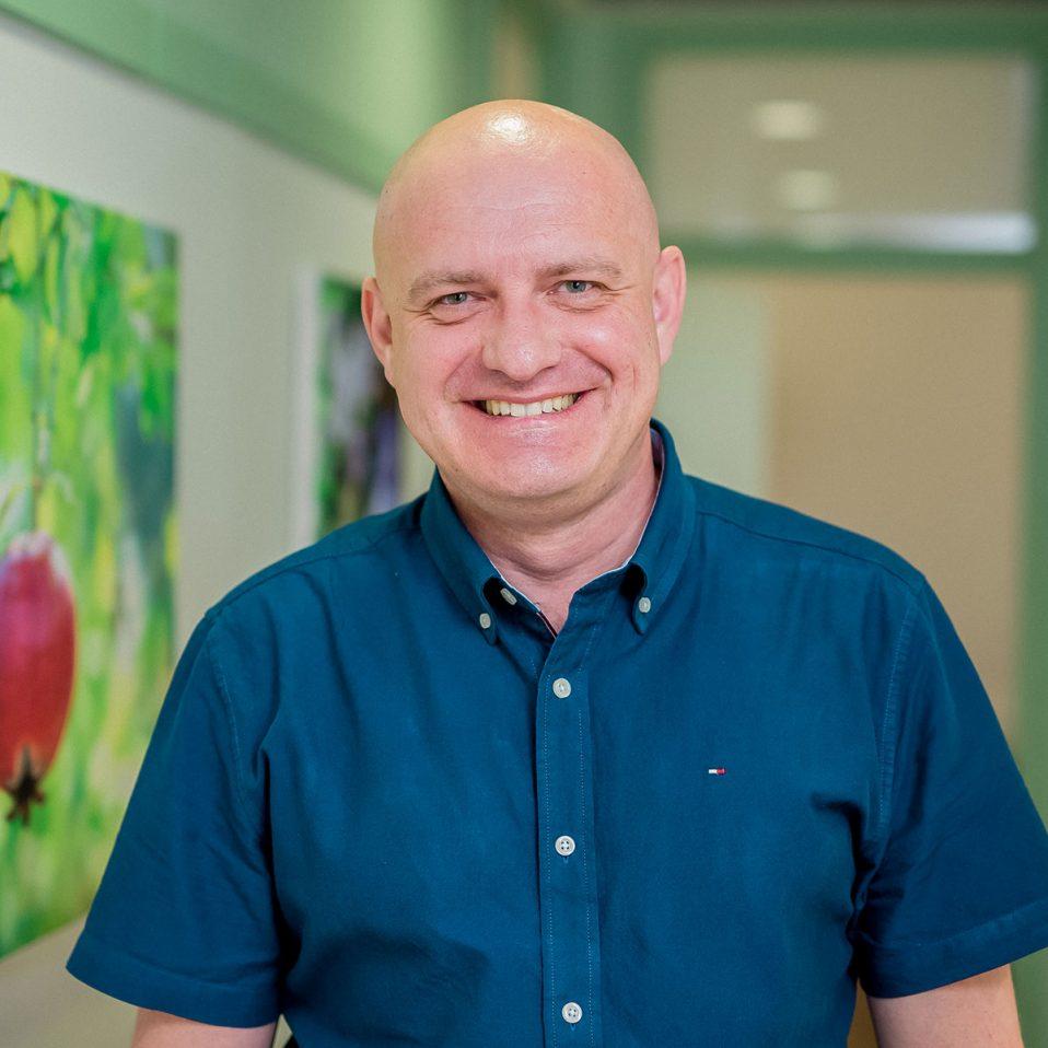 Dmitry Schneidman, CBN Israel