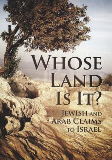 2016 Whose Land Is It DVD Slipcover